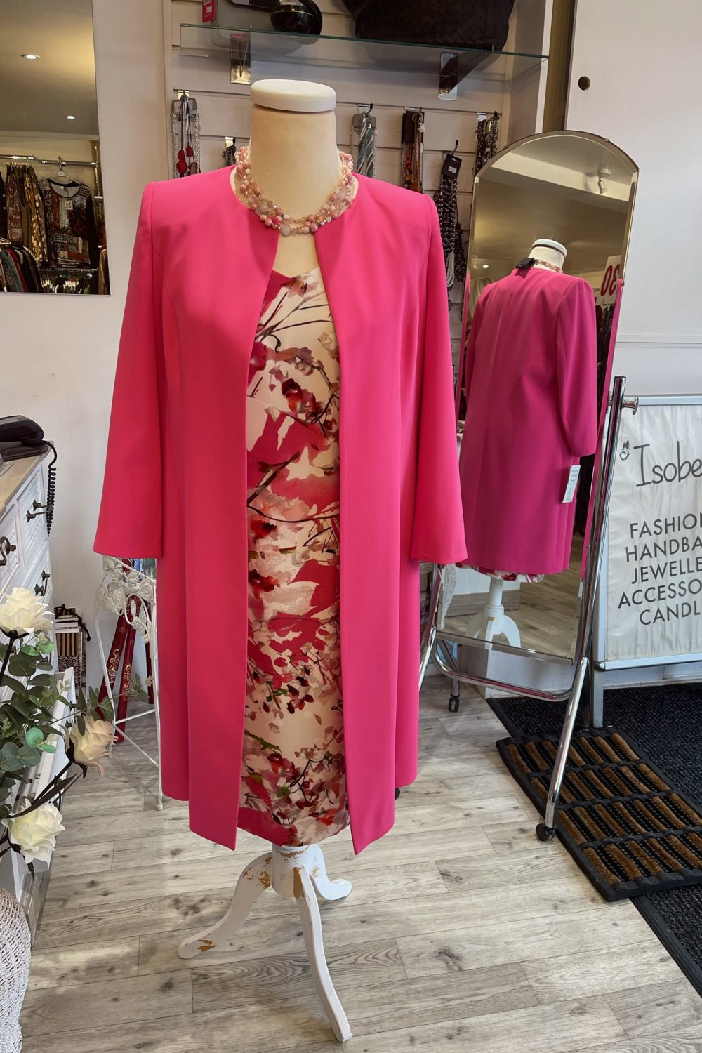 Personal Choice Two Piece Dress & Jacket